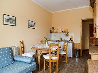 Cozy apartment located in Rerik with Garden