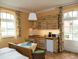 Comfortable apartment in Rerik with Garden