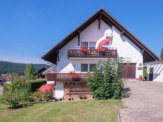 Modern Apartment in Herrischried Black Forest near Lake