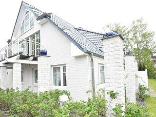 Modern Villa in Zingst Germany, 300 m from Baltic Beach