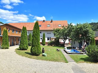 Beautiful Apartment in Hüddingen with Terrace