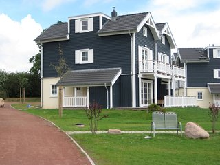 Stately, luxurious holiday home, not far from the Baltic Sea