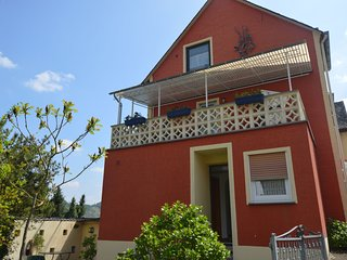 Attractive Holiday Home in Bremm Eifel with Garden