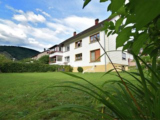 Attractive semi-detached house in Todtnau at the foot of the Feldberg with priva