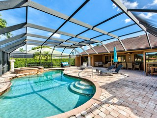 La Vista Luxury Vacation Rental Home Naples, Lely Resort Area