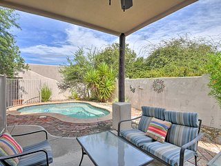 Cave Creek Resort Home w/ Pool - Golf, Hike, Relax
