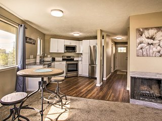NEW! Spokane Apt w/Balcony ~2Mi to Riverfront Park