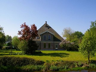 Beautiful and stylishly decorated farmhouse in a rural location near the city of