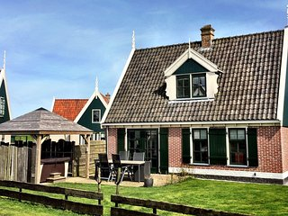 Comfortable villa in Wieringer style, near the Wadden Sea