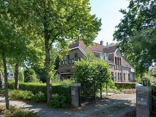 Spacious Villa in Sint Jacobiparochie near Sea