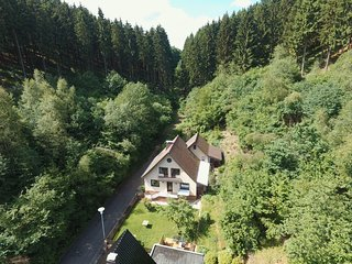 Cozy Holiday Home in Hellenthal Eifel with Garden