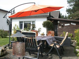 Lovely Bungalow in Biendorf near the Sea