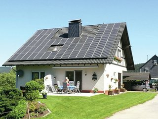 Arrive and feel at home - well-maintained holiday home in SA1/4dsauerland
