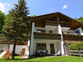 Apartment in Schonau am Konigssee with covered terrace