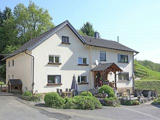 Beautifully located apartment on a holiday farm in the Westerwald region