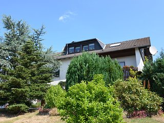 Detached Holiday home near Dodenau with balcony