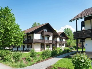 Ground floor apartment with oven, at a nature reserve area