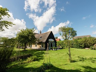 Charming farmhouse annex near the Wadden Sea