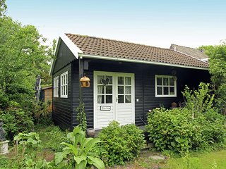 Romantic Cottage in Bergen North Holland with terrace