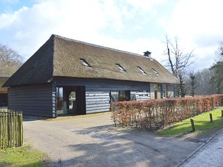 Spacious Villa with Garden in Ulvenhout AC