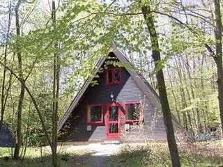 Detached, wooden holiday home, close to the Twistesee lake