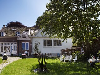 Spacious Villa near Beach in Oostwoud