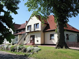 Nice Apartment with Private Terrace in Kropelin Germany