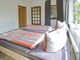 Spacious Apartment in Monkebude with Private Garden