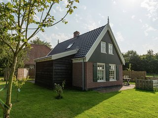 Holiday home on a wooded hillside location on the former island of Wieringen