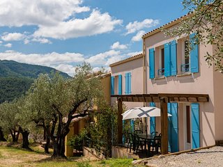 Provencal cottage in the olive region of Nyons