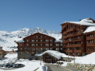 Cozy apartment just 300 meters from the slopes in Tignes