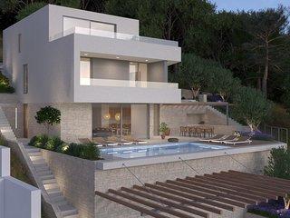 Beautiful Villa ToMara, on the Island of Brac