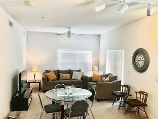 4 Bedrooms Townhouse at Villas at Seven Dwarfs only 4 miles from Disney!  MZL