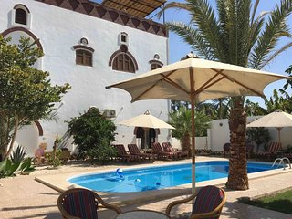 Villa Shams: private pool, max 7 persons