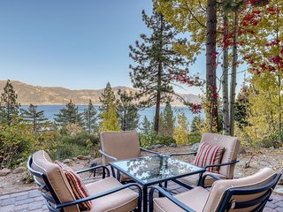 Dog-friendly home w/ private hot tub & lake views - near beaches & slopes!