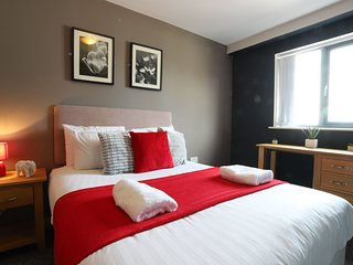 105 Bridport - Liverpool City 2 beds Iconic Beauty Stay for 6 people