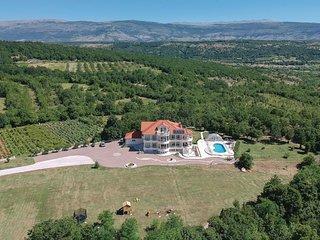 Vakantie in een luxe villa