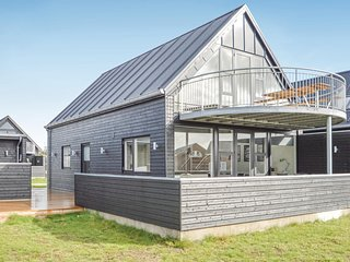 Beautiful home in Rømø w/ Sauna, WiFi and 3 Bedrooms (A1084)
