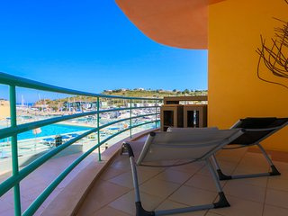 2 Bedroom, Apartment Marina de Albufeira near Old Town