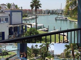 Ribera Delfin puerto de Sotogrande