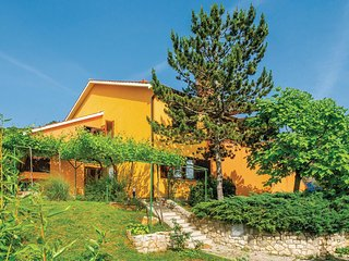 Amazing home in Labin w/ WiFi and 1 Bedrooms (CIK591)