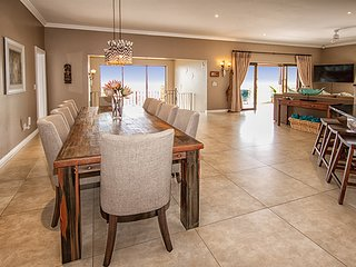 Ocean View Home with Heated Pool & Garden, 4Bd 4.5Ba Sleeps 9