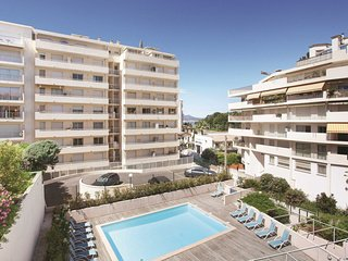 Neat apartment with air conditioning in the heart of Cannes