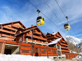 Nice apartment with a dishwasher in the center of Vaujany