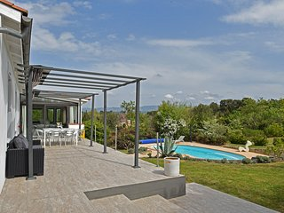 Modern Villa in Malves-en-Minervois with Private Pool