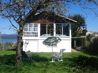 Cozy Holiday Home in Porto do Son near Beach