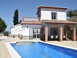 Beautiful detached villa near Arenas with delightful terrace and stunning view