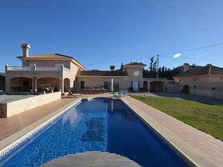 Spacious Villa with Private Pool in El Algar