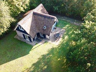 Cozy Villa in De Koog Amidst the Forest
