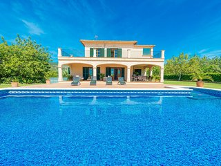CAN BIELET - Villa for 8 people in BINISSALEM.